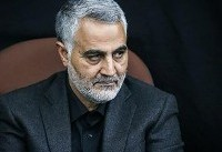 استقبال فرمانده جبهه مردمی فلسطین از پیشنهاد سردار سلیمانی