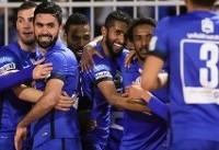 غائبان بزرگ در فهرست الهلال برای لیگ قهرمانان آسیا