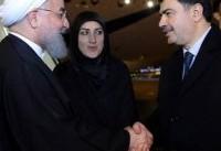عکس - ورود روحانی به استانبول