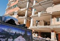 Dozens injured as second quake hits Iran