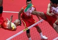 قهرمانی تیم ملی مردان ایران با پیروزی برابر هند