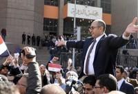 بازداشت هواداران Â«احمد شفیق» در مصر