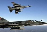 بمباران مناطقی از نوار غزه توسط جنگندههای رژیم صهیونیستی