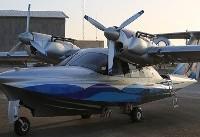 الحاق هواپیماهای آبنشین به نیروی دریایی سپاه (+عکس)