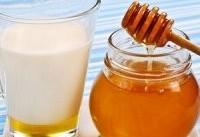 آیا شیر عسل چاق کننده است؟