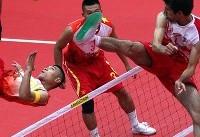 ایران قهرمان مسابقات جهانی سپکتاکرا شد