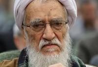 اختلاف نظری با مصباحی مقدم ندارم/ بحث تازهای برای مذاکره با مجمع روحانیون نداشتهایم
