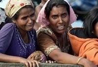 کشتار ۶۷۰۰ مسلمان روهینگیا در یک ماه نخست آغاز خشونتها
