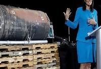 نیکی هیلی: موشک ایرانی به عربستان شلیک شد! +عکس | واکنش ها به اتهام زنی جدید علیه ایران