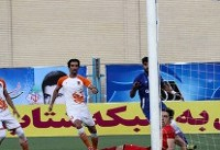 پیروزی مس رفسنجان مقابل ملوان در دیدار  معوقه از نیم فصل نخست