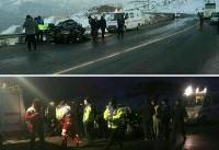 درگذشت رییس مرکز سلامت محیط و کار وزارت بهداشت بر اثر سانحه رانندگی (+عکس)