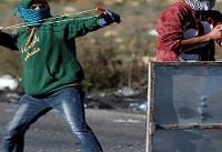 تظاهرات صدها هزار نفری فلسطینی در کرانه باختری و قدس
