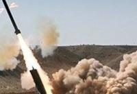 مواضع عربستان سعودی در «جیزان» توسط موشک بالستیک ارتش یمن، هدف قرار گرفت
