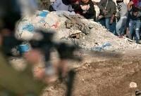برگزاری تظاهرات Â«جمعه خشم- ۲»؛ یک فلسطینی بهشهادت رسید