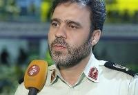 واکنش سخنگوی ناجا به نحوه برخورد مامورین شهرداری در معیت پلیس با دستفروشان