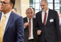 Defiant Syrian envoy blames West, Saudis and U.N. as peace talks end