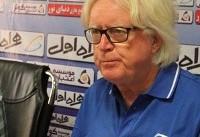 اعلام زمان نشست خبری سرمربیان تیمهای استقلال و ایرانجوان بوشهر