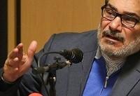 شمخانی: نظام سلطه می خواهد به بهانه حقوق بشر ایران را به چالش بکشد