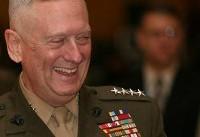 جیمز متیس: به گزینه نظامی علیه ایران فکر نمیکنیم