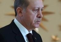 ترور نافرجام اردوغان