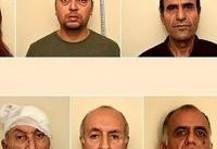 عکس؛ تروریستهایی که قصد کشتن اردوغان را داشتند