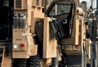 آمریکا تجهیزات نظامی خود در سوریه و عراق را به