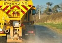 ارتباط بین نمک پاشی جاده ها و نابودی اکوسیستمهای آبی