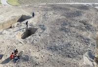 آغاز فصل نخست کاوش باستانشناسی محوطه ساسانی در قشم
