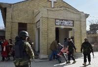 (تصاویر) حمله انتحاری به کلیسای کویته پاکستان