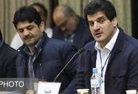 خادم: استعفایم ارتباطی با موضوع رژیم صهیونیستی ندارد