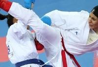 ۳ نقره و دو عنوان پنجمی ره آورد کاراته کاهای ایران از لیگ جهانی هلند