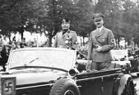 فروش اتومبیل دیکتاتور آلمانی در مزایده