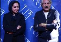 نمایش فیلم آذر با حضور نیکی کریمی، کیهان کلهر و علی زندوکیلی