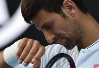 حذف نواک جوکوویچ از تنیس اپن استرالیا