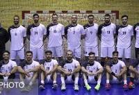 هندبالیست های ایران نخستین گام قهرمانی آسیا را محکم برداشتند