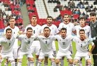 فوتبال ایران با ۲ پله سقوط در رده سیوچهارم دنیا قرار گرفت