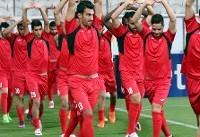 پرسپولیس در سید نخست لیگ قهرمانان آسیا