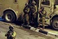 بازداشت گسترده فلسطینی ها در کرانه باختری و غزه