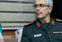 تماس تلفنی رییس ستاد ارتش ترکیه با سردار باقری درباره عفرین
