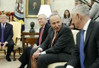 Government shutdown averted after Congress votes to extend funding for two weeks