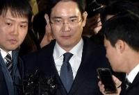 بازداشت نایب رییس سامسونگ به اتهام فساد مالی