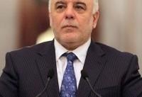 العبادی: حضور خارجی ها در جنگ موصل دروغ است