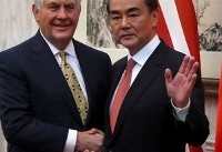 U.S., China soften tone, say to work together on North Korea