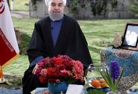 Iran rings in the New Year with message of peace