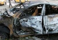 ۲۱ شهید و زخمی در انفجار تروریستی بغداد