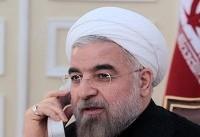 گفتوگوی تلفنی روحانی با رهبر انقلاب در آغاز سال نو