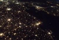 چرا بلژیک در شب از همه جا نورانیتر است؟ (+عکس)