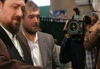 یادگار امام رای خود را به صندوق انداخت