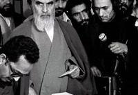 تصاویر تاریخی از حضور امام خمینی(ره) پای صندوق رأی