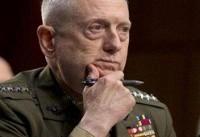 توجیه وزیر دفاع آمریکا درباره حمله به همپیمانان ارتش سوریه